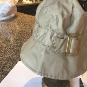 Get Smart hat rain hat with buckle